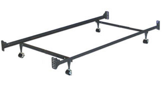 Heavy Duty Head Board/Foot Board Brackets Twin / Full