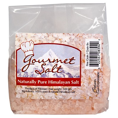 Himalayan Gourmet Salt Bag - Coarse