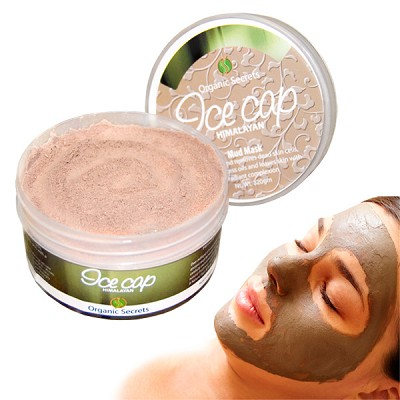 Ice Cap Himalayan Mud Masks