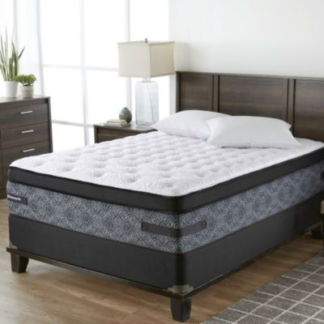 "Sealy Posturepedic® ""Blue Nile"" Euro Top Mattress"