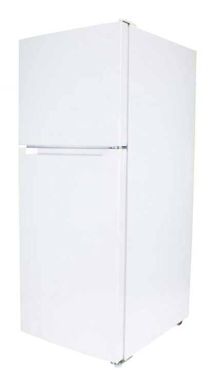DFF121C1WDD_FrontLeft-602x1050 Danby 12.1 cu. ft. Apartment Size Refrigerator