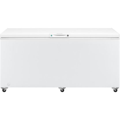25cu.ft FFFC25M4TW-Frigidaire 24.8 Cu. Ft. Chest Freezer