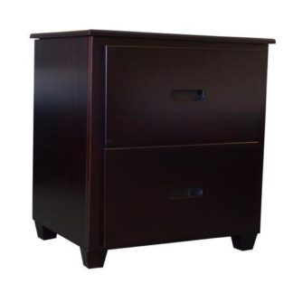 ashley-expresso-Two Drawer Nightstand