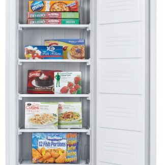 DUFM071A1WDB_7.1 cu. ft. Upright Freezer | 5 Years Parts & Labor Warranty